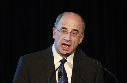 Leveson: 'I'm not discussing my report, I said what I had to say in November'
