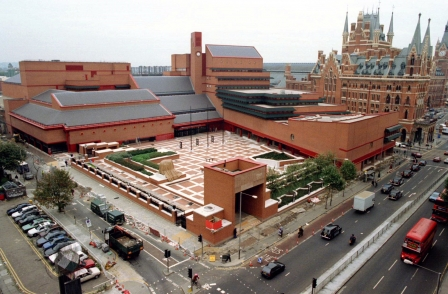 British Library archive with 750 million newspaper and magazine pages to open today