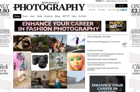 British Journal of Photography management buyout aims to build on iPad success
