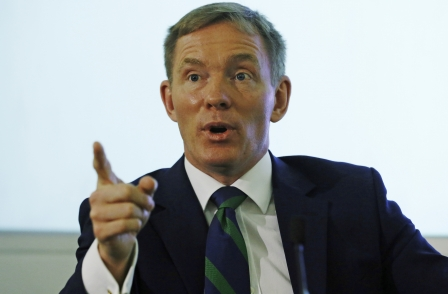 Phone-hacking victim and Murdoch 'scourge' Chris Bryant appointed shadow culture secretary