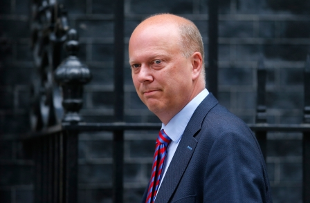 Minister Chris Grayling: FoI misused 'as a research tool to generate stories for the media... that isn't acceptable'