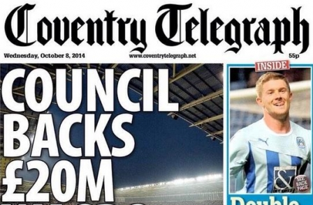 'Your newspaper is a mere shadow of itself': MPs condemn Trinity Mirror's Midlands job cuts plan