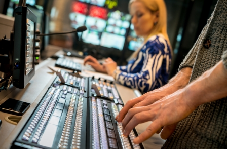 Survey: 96 per cent of broadcast journalists enjoy jobs - but 'inept management' and bullying are concerns