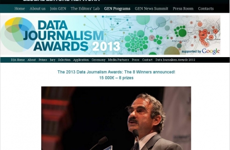 Seven examples of excellence in Data Journalism from around the world