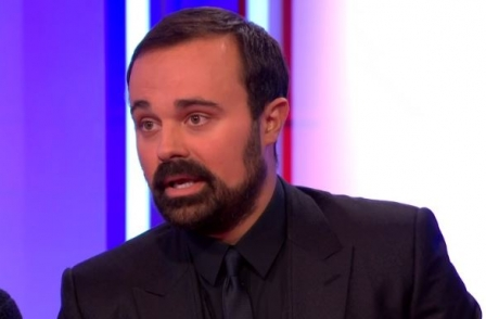 Evgeny Lebedev, the One Show and a pet wolf named Boris