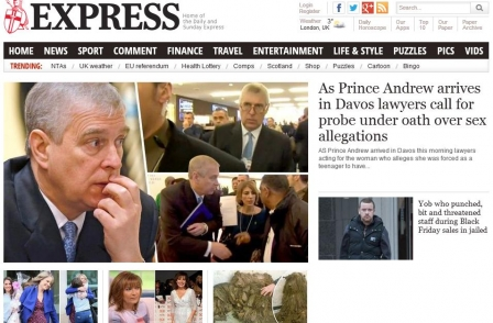 Newspaper website ABCs: Express and Daily Star only titles to grow month on month in December