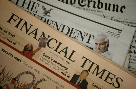 FT seeks 35 editorial redundancies in plan to 'accelerate shift from print to digital'