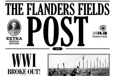 Newspaper inspired by First World War's Wipers Times created to mark centenary