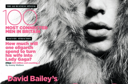 GQ celebrates David Bailey with covers of Jagger, Lennon and Dylan