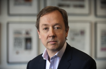 Mail On Sunday editor Geordie Greig will replace Paul Dacre as Daily Mail editor