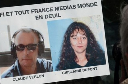French troops arrest terrorists in Mali following the murder of two journalists