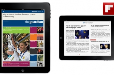 Five Guardian graphs that show how tablets are changing web consumption