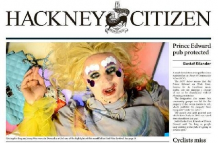 Hackney Citizen to launch sister paper in Tower Hamlets