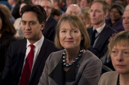 Harriet Harman: Alternatives to BBC licence fee should be considered
