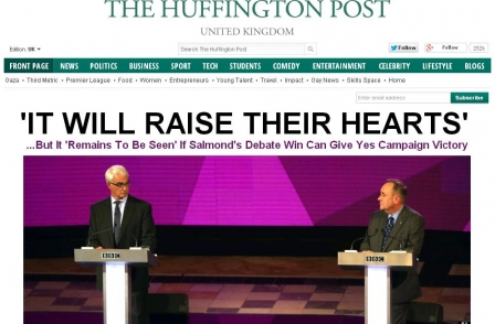 Huffington Post to launch 12th edition in collaboration with Times of India