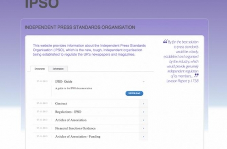 Press regulator IPSO appoints NHS Confederation chief operating officer as first chief executive