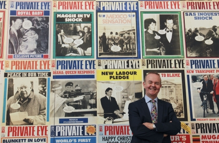 Current affairs magazine ABCs: Private Eye claims highest circulation since 1986 with 4.6 per cent boost