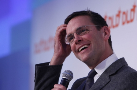 James Murdoch bounces back from hacking scandal to replace father as Fox chief exec