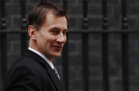 Jeremy Hunt hits out at Westminster media over coverage of 'yokel' local TV stations