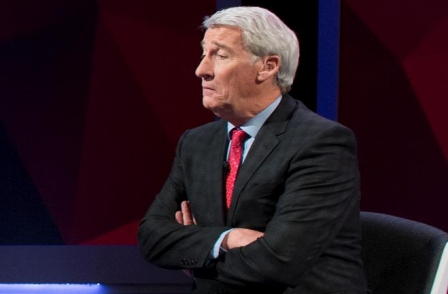 Jeremy Paxman: 'I don't see Newsnight... My idea of fun is to go to bed at 10.30pm and read a book'