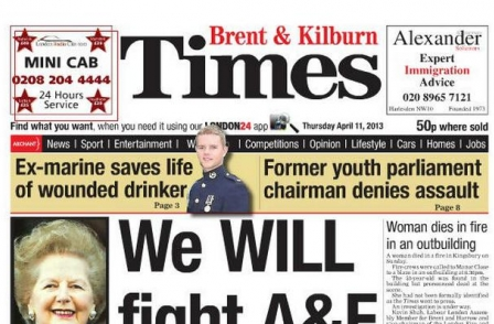 PCC upholds councillor's harassment claim over 'sheer venom' Facebook posts from Brent and Kilburn Times news editor
