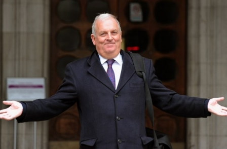 Kelvin MacKenzie instructs lawyers to seek apology from police over Hillsborough 'vilification'