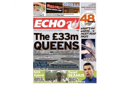 Liverpool Echo relaunches after reader feedback with more Everton FC, less crime and a more 'positive image' of the city