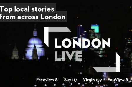 Local TV station London Live lost £11.6m in six months on revenue of £1.3m