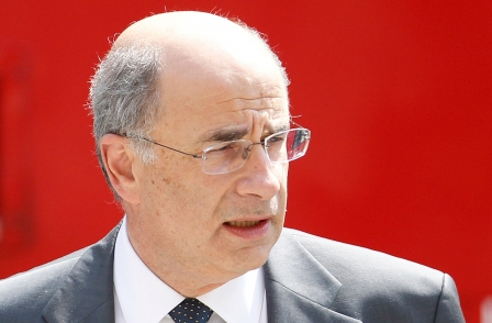 Brian Leveson on Rebekah Brooks' News UK return: 'Tell me about it'