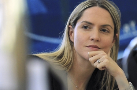 Heat Street founder Louise Mensch questions ethnicity of Section 40 protester