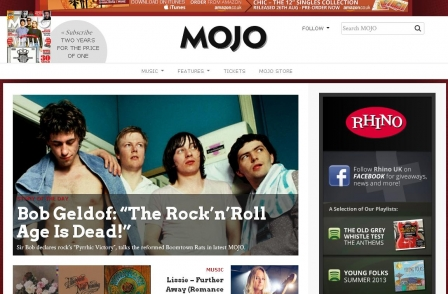 Bauer launches new tablet-friendly Mojo website