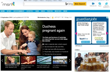 MSN News overhaul will see focus shift to curation and use of content from 'partners' such as The Guardian