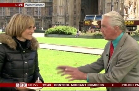 Labour MP accuses Emily Maitlis of 'spinning': 'You are not working for Murdoch at the BBC'