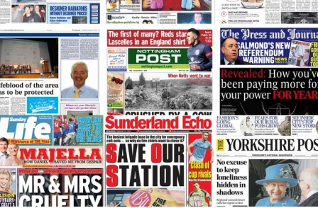 37 times local newspapers made a difference over the last year