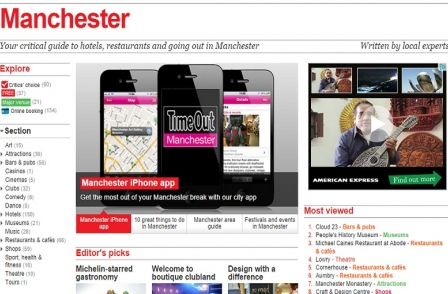 Six UK cities to get new Time Out websites featuring 'blogger networks'