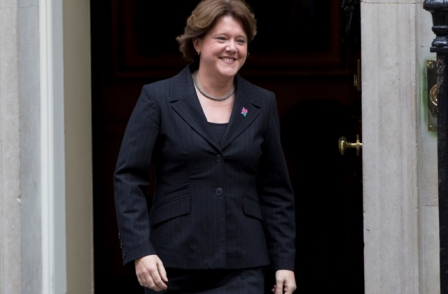 Maria Miller 'happy' with current situation where most publishers back IPSO regulator, press freedom mission told