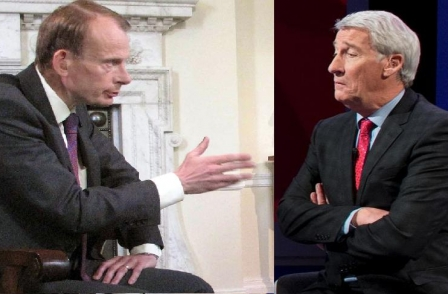 Andrew Marr: Questioning from 'tortured, angry' Jeremy Paxman no replacement for Cameron-Miliband debate