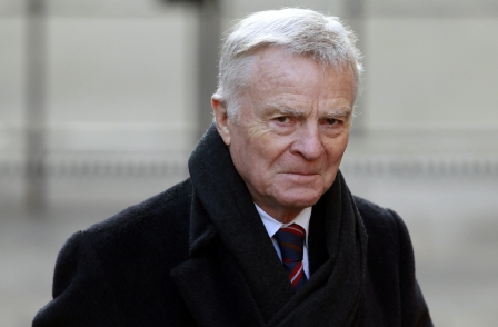 Google says it is not a 'publisher' as it fights Max Mosley UK claim over continuing availability of sex party pics