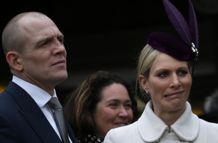 Mike Tindall seeks £50k privacy damages from Sunday Express over 'marriage blip' story