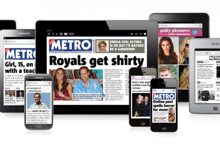 Metro goes 'mobile first' after most successful year in its history
