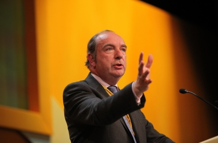 Home Office minister Norman Baker backs Guardian in debate over surveillance revelations