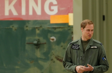 Sandhurst instructor paid £4,000 for leaking picture of Prince William in bikini, trial of four Sun journalists told