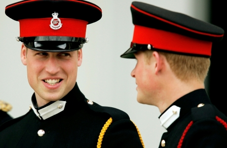 Leaks to Sun about Princes Harry and William from Sandhurst to Sun 'very unsettling' for officer cadets, court told