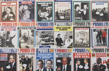 Private Eye raises cover price for first time in seven years