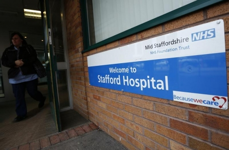 Mid Staff NHS report notes press role in exposing scandal