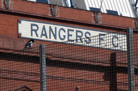 Sunday Herald columnist 'sacked' for backing journalist who questioned Rangers 'mettle' to stop offensive chanting