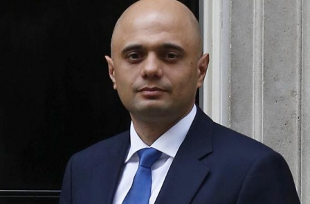 Sajid Javid rules out Tory press regulation intervention: 'Our job is done as a government. It's up to the press'