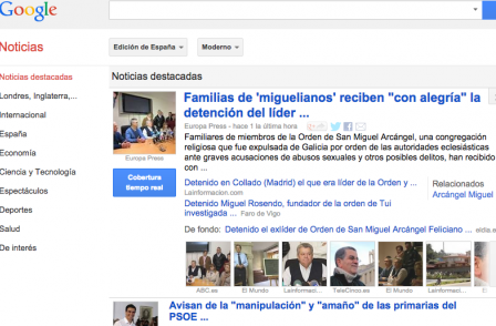 Google News shuts down in Spain rather than pay publishers under new copyright law