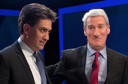 Jeremy Paxman: I ask all my interviewees if they're 'okay' - Miliband, Cameron and 'even' Michael Howard