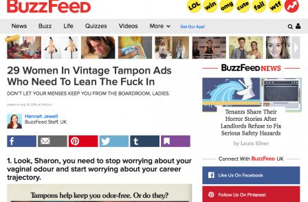 'Rival' viral news provider starts legal action against Buzzfeed over 'king of bulls*it news' report